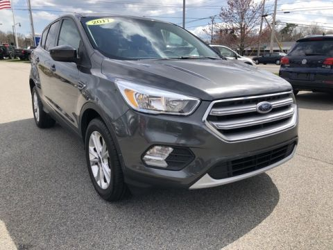 Pre-Owned 2017 Ford Escape SE Front Wheel Drive Sport Utility