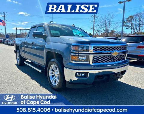 Pre-Owned 2015 Chevrolet Silverado 1500 LT Four Wheel Drive Standard Bed