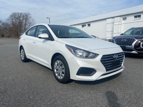 New 2020 Hyundai Accent SE Front Wheel Drive 4dr Car