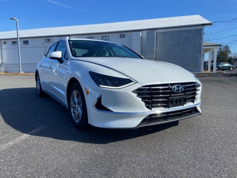 New 2020 Hyundai Sonata SE Front Wheel Drive Sedan
