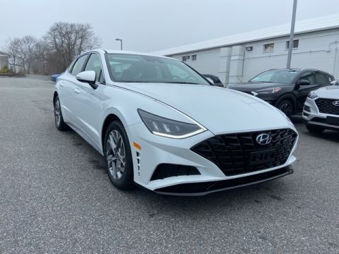 New 2020 Hyundai Sonata SEL Front Wheel Drive Sedan
