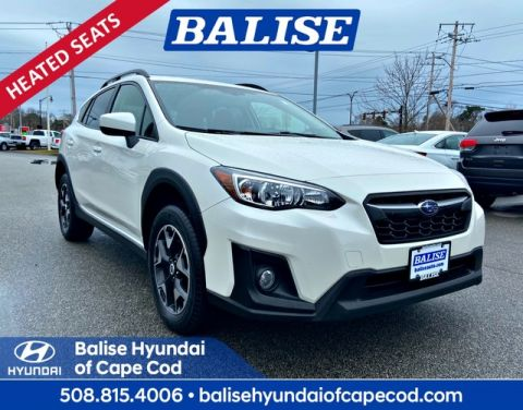 Pre-Owned 2018 Subaru Crosstrek Premium All Wheel Drive SUV