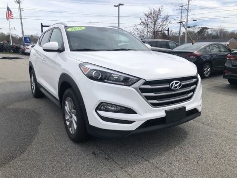 Pre-Owned 2017 Hyundai Tucson SE All Wheel Drive SUV