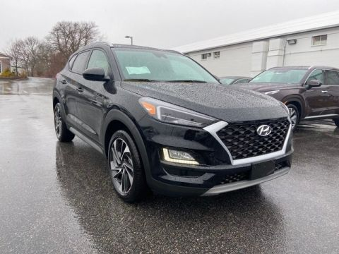 New 2020 Hyundai Tucson Sport All Wheel Drive SUV