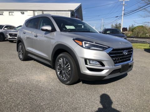 New 2020 Hyundai Tucson Limited All Wheel Drive SUV