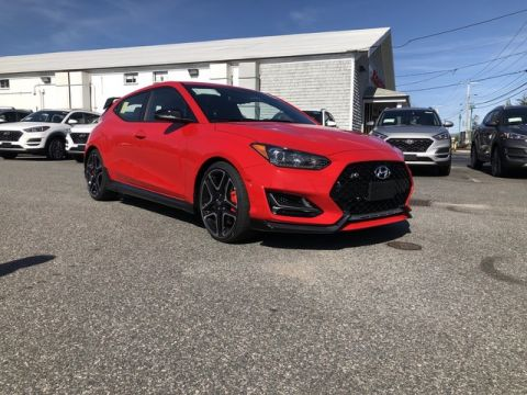 New 2020 Hyundai Veloster N Front Wheel Drive 3dr Car