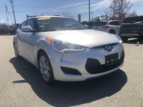 Pre-Owned 2016 Hyundai Veloster Front Wheel Drive 3dr Car