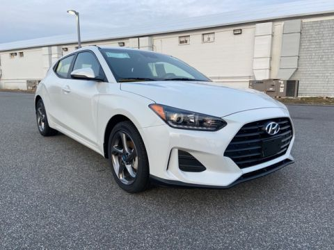 New 2020 Hyundai Veloster 2.0 Front Wheel Drive 3dr Car